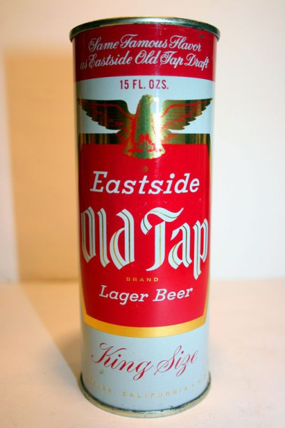Eastside Old Tap Lager Beer King Size