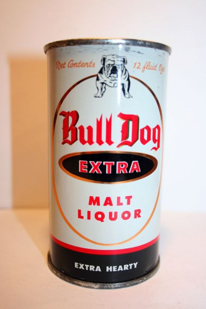 Bull Dog Extra Malt Liquor