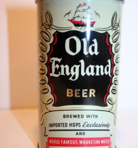 Old England Beer