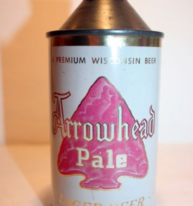 Arrowhead Pale Lager Beer