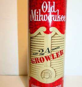 Old Milwaukee Growler